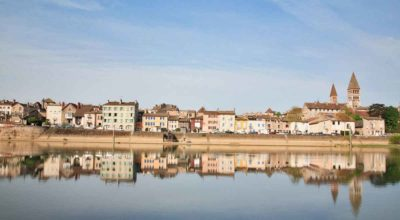 Tournus, Burgundy