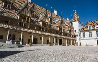 Hospices de Beaune, Beaune, Burgundy