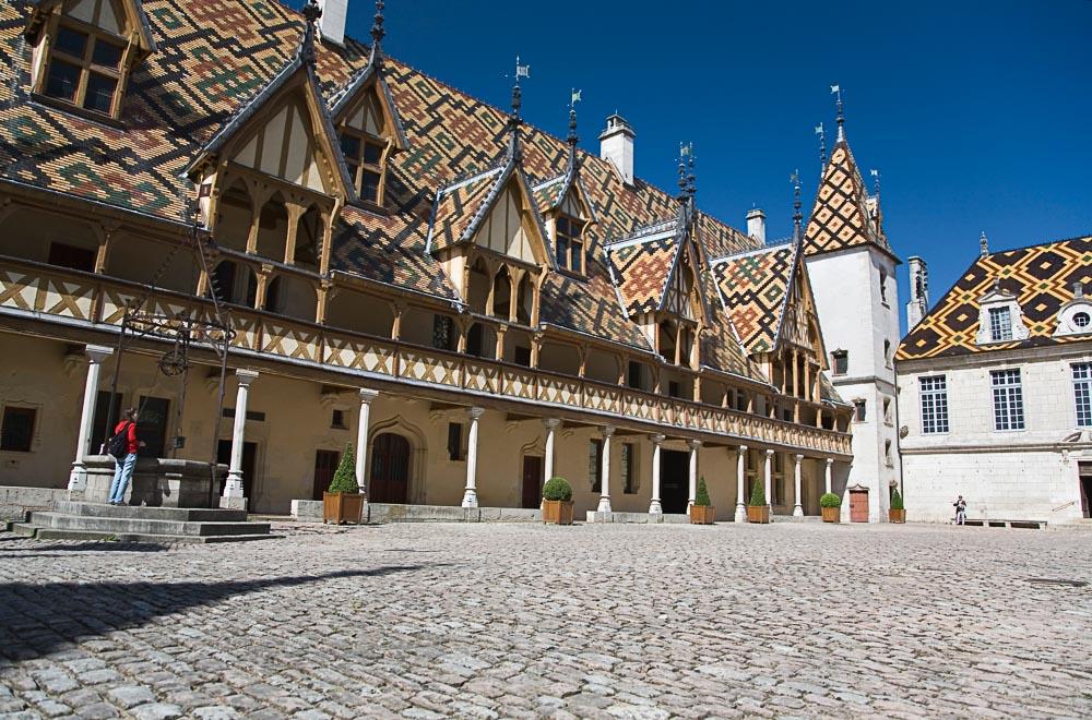 Hospices de Beaune, Beaune, Burgundy