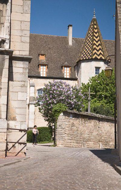 Dégustation de vin, camping Bourgogne